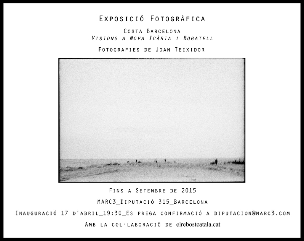 Exposición Marc3, Joan Teixidor